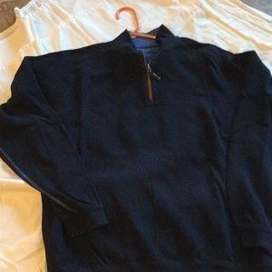 Tommy Bahama men's reversible sweatshirt